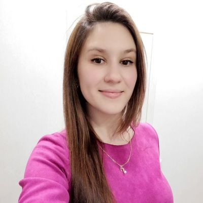 Олеся Анцупова