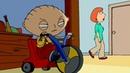 Family Guy Гриффины 2 Сезон, 6 Серия - Сука-Смерть Ren-TV