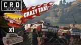 Crossout Harvester x1 CRAZY TAXI ver. 0.9.95
