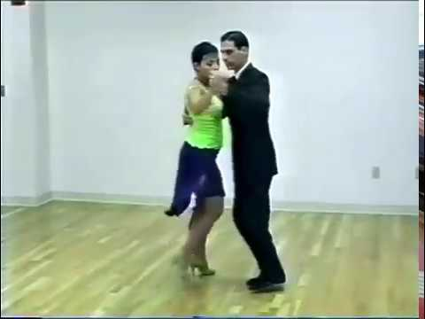 Танго-вальс. Урок 10. Хиро повторяющийся
