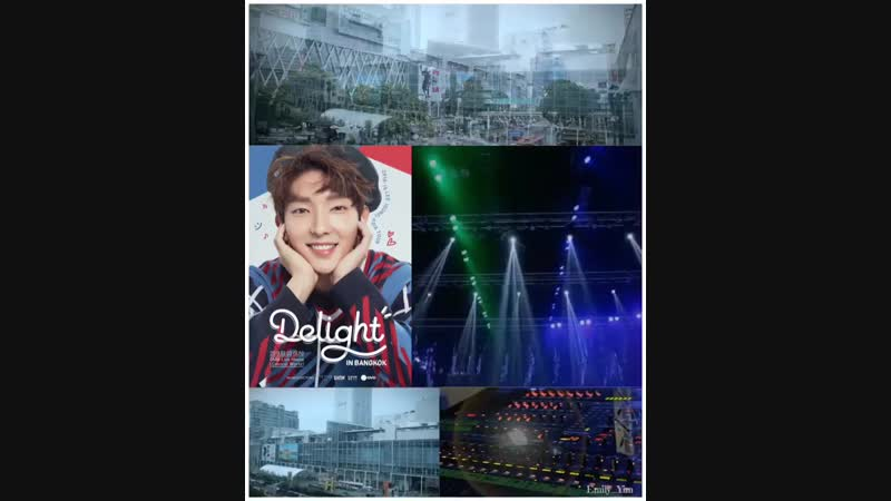 GMM Live House at Central World : Venue of 2018-19 Lee Joon Gi Asia Tour 'Delight' in Bangkok On March 3, 2019 Ву Еmily28yim