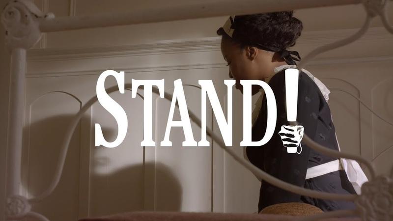 'Stand!' полнометражный фильм снятый на Blackmagic URSA Mini Pro