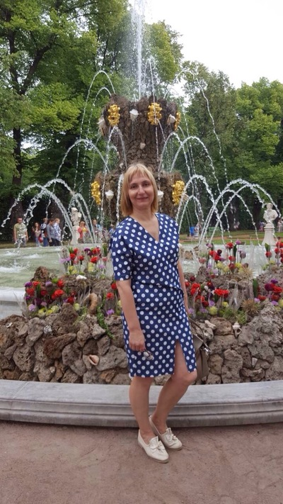 Елена Штанова