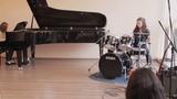 Розовая пантера - Мария Лисовенко,Дарья Груненкова (Рояль,барабаны) - Софья Есина,Илья Корольков