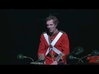 Benedict Cumberbatch (Hamlet)