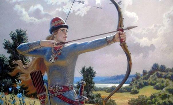 Русские амазонки Мировая история полна примеров, когда женщины брали в руки оружие и совершали подвиги. Были представительницы прекрасной половины рода человеческого, которых язык бы не