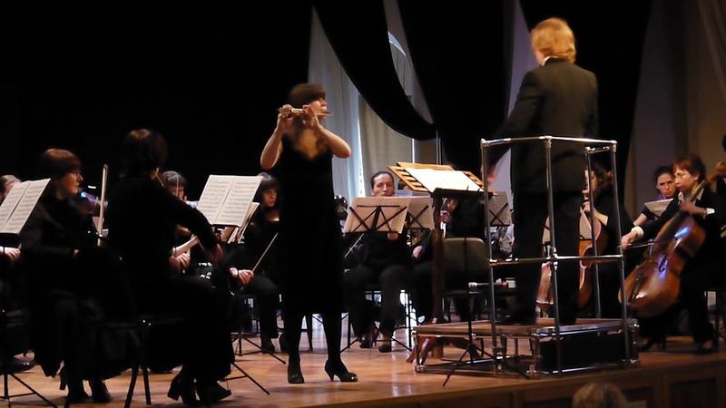 Mozart - Konzert G-Dur für Flöte und Orchester, KV 313 (285c) 2. Adagio ma non troppo