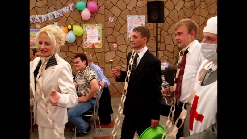 Веселая свадьба тамада Глазова Наталья
