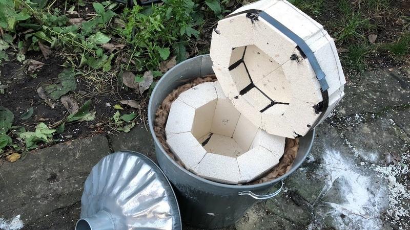 Плавильная печь [Garage Stuff] RUS