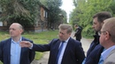 РЕНОВАЦИЯ ПО НОВОСИБИРСКИ на месте ветхих домов на ул Столетова построят многоэтажки