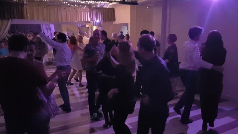 18.08.2018 Бачата. Свадебная вечеринка в Своём пространстве