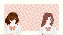 【 MMD    Friends 】 ♥ A Song Which Can't Be Sung ♥