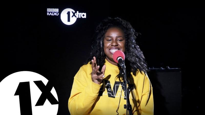 Nao - Until You Come Back To Me (That's What I'll Do) in the 1Xtra Live Lounge
