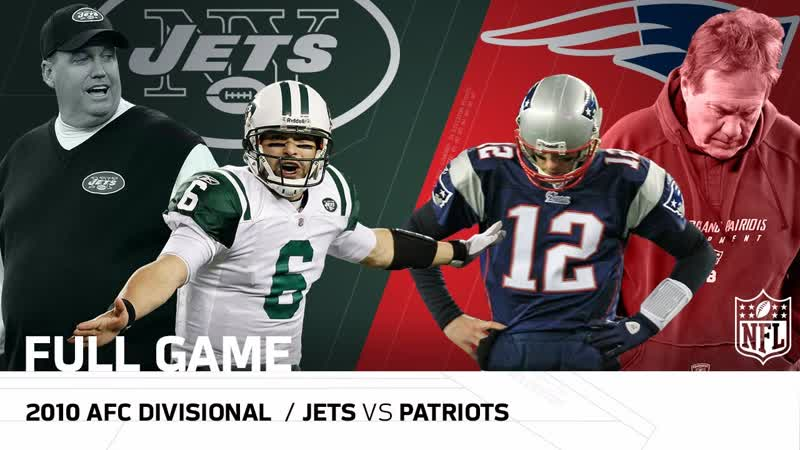 2010 AFC Divisional Playoff- New York Jets vs. New England Patriots