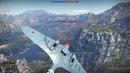 War Thunder: Момент уничтожения противника | Снято с помощью GeForce