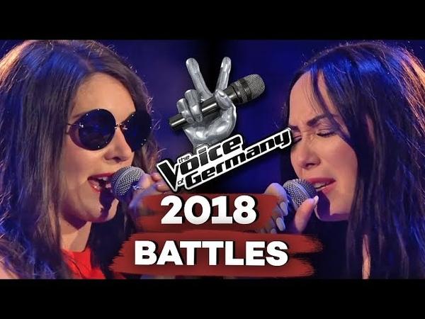 Adele - Rolling In The Deep (Laura Neels vs. Bernarda Brunovic) | The Voice of Germany | Battle