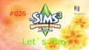 Давай играть в Симс 3 Времена года 026 Рождение