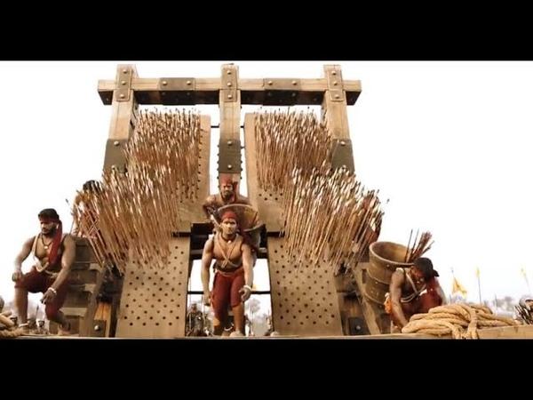 Trận đánh hay nhất trong Sử Thi Baahubali - Best Scene from Baahubali 1