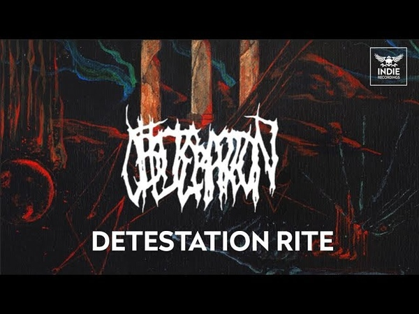 OBLITERATION - Detestation Rite (Official Audio)