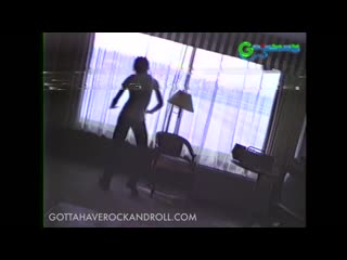 Michael Jackson creating his iconic Moonwalk Dance for the first time! (part 1)