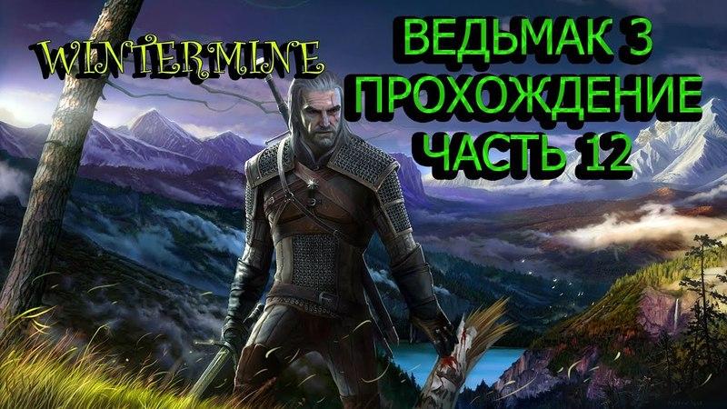Ведьмак 3: Дикая охота Прохождение часть 12 (The Witcher 3: Wild Hunt)