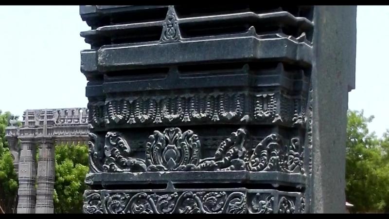 Варангал. Базальтовый храм. Индия