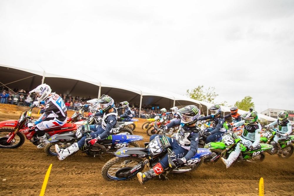 AMA Motocross 2019, этап 1 - Хэнгтаун (результаты, фото, видео)