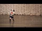 2.3.12. ОДИНОЧНОЕ ДЕФИЛЕ № 19 - Boku no hero academia (Toga Himiko) - Тоня Химич, Москва