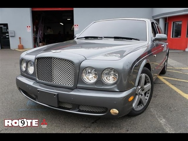 2006 Bentley Arnage Mulliner