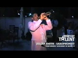 Julian Smith - Exclusive Performing 'Songbird' by Kenny G