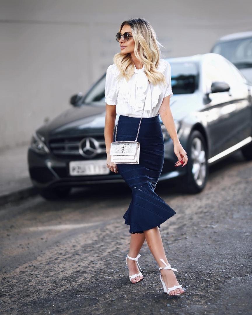 Уроки бизнес-стиля от Эвелины Хромченко рекомендации