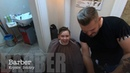 Children's haircut детская стрижка