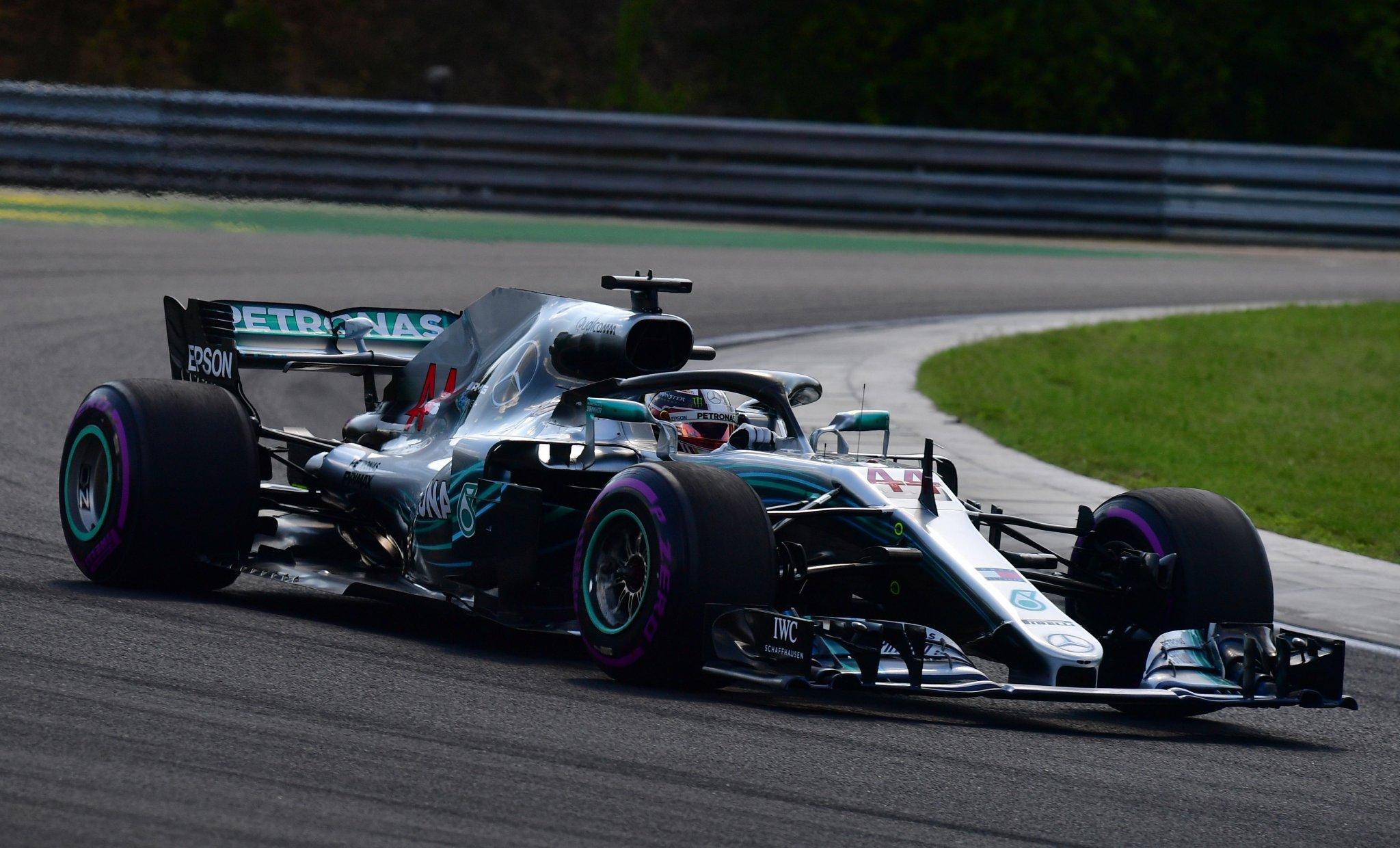 Льюис Хэмилтон - лидер личного зачёта Формулы-1 после гран-при Венгрии 2018 года