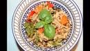 Рис жаренный с овощами Азиатский рецепт