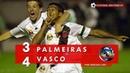 Palmeiras 3 x 4 Vasco - Melhores Momentos (HD 720p) FINAL Mercosul 2000