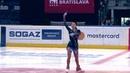 Rika KIHIRA ПП 22 9 2018 Ondrej Nepela Trophy Slovakia @ Beautiful Storm from Japan