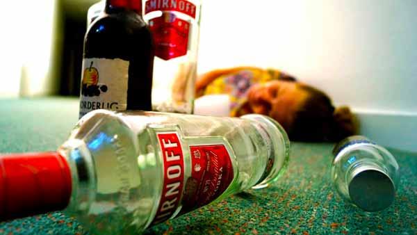Что такое отравление алкоголем?