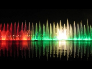 Al Majaz Waterfront fountain, Sharjah