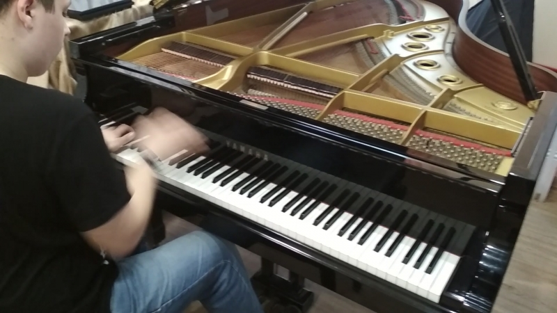 Time Forward Piano Г Свиридов Время Вперёд