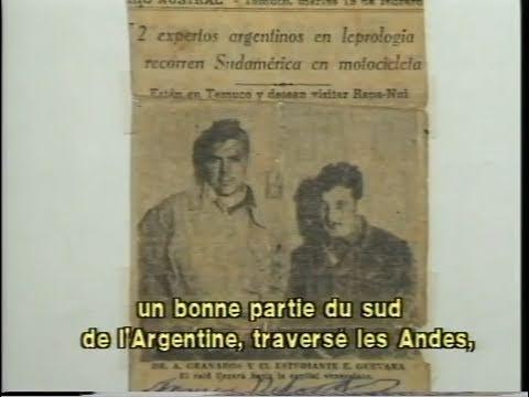Parlez-moi du Che - Le voyage iniatique d'Ernesto Che Guevara