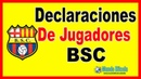 🛑 Declaraciones【JUGADORES DE BARCELONA SC】▷ Stalin Caicedo, Richard Calderon 👀👈