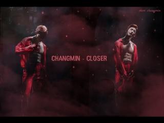 Shim Changmin (MAX) - Closer [Рус.саб]