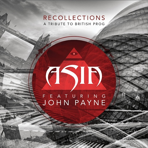 Asia альбом Recollections: A Tribute To British Prog