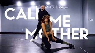 RuPaul - Call Me Mother feat Kat Graham | Brian Friedman Choreography | Millennium