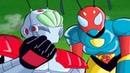 Мстители Вместе непобедимы - Земля и Огонь. Часть 2 - Сезон 1 Серия 13 Marvel