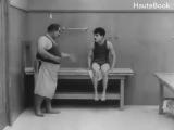 Charlie Chaplin massage