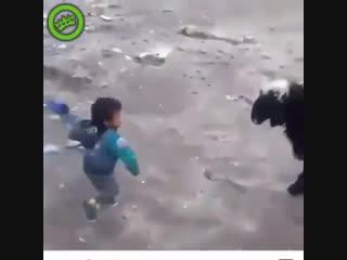 Неравный бой