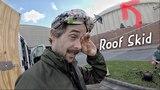 Cajun Dome Roof Skids MATE! Van Update FPV brap