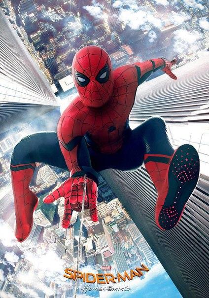 Spiderman movie posters 2017