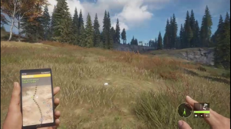 The hunter call of the wild начало